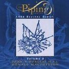 Burgess, John - Piping Centre (1996 Recital Series, Vol. 2/Live Recording, 2007)