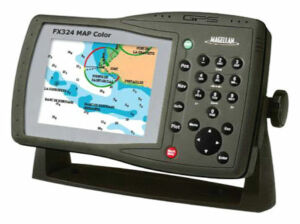Magellan-FX324-MAP-Color-Nautical-GPS-Receiver