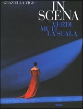 Libri e riviste di saggistica copertina rigida verde in italiano