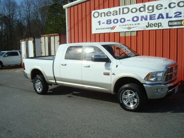 New 2011 Dodge 3500 Mega Cab Laramie 6.7 Cummins Diesel