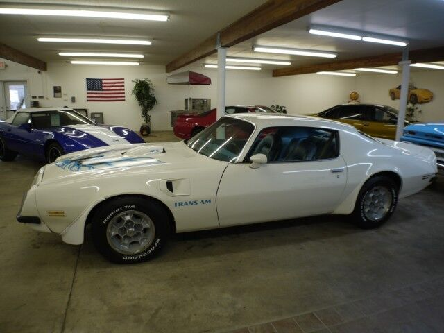 Rare 1974 Pontiac Trans Am Only 51799 Actual Miles!