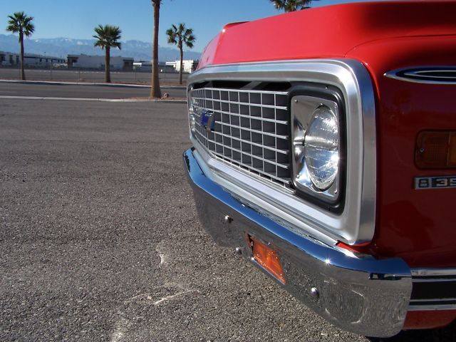 Short Wheel Base ~ Fleetside ~ Desert Truck ~ No Rust