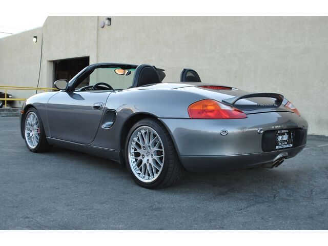 2002 Porsche Boxster S - 6 Speed Manual - 45k Miles
