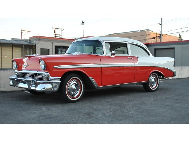 1956 Chevrolet Bel Air - 265 CI V8 - Restored