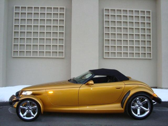 2002 PROWLER,ONE OWNER,BEST DEAL ON EBAY,ONLY 1K MILES!