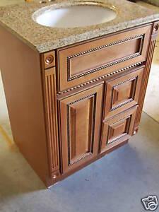 24 X 18 Marquis Cinnamon Bathroom Vanity Granite Top
