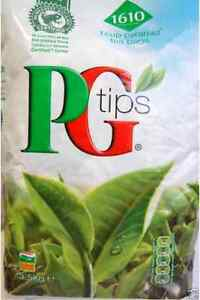 PG Tips One Cup Tea Bags 3.5kg x 1610  Bags British UK
