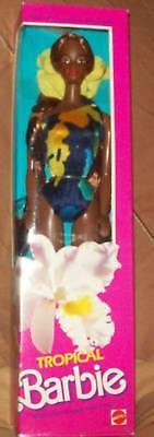 1985 Tropical Aa Barbie