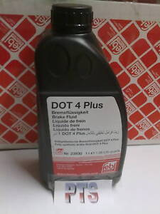 bmw brake fluid dot 4 plus 23930 by febi of germany. Black Bedroom Furniture Sets. Home Design Ideas