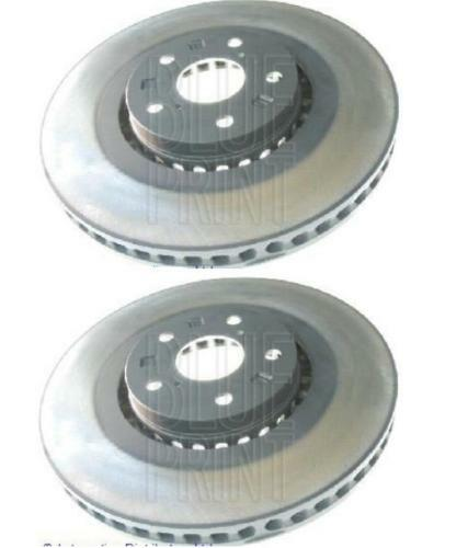 LEXUS GS300 430 GS450 GS460 2 XFRONT BRAKE DISCS 334MM