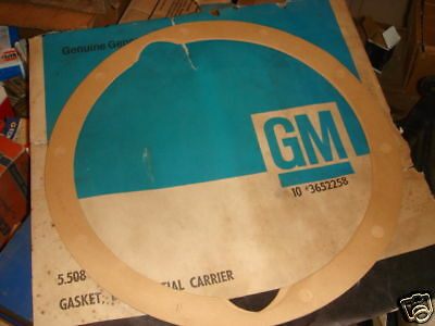 55-66 Chevy Truck Rear Axle Housing Gasket