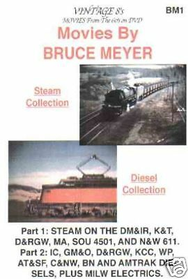 Movies By Bruce Meyer Dvd-r Video