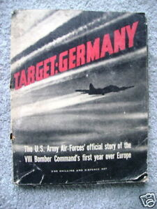 TARGET-GERMANY-THE-US-ARMY-OFFICIAL-STORY-R-M