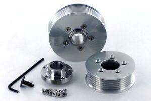 GM-Series-II-amp-III-Qwikchange-kit-2-7-034-Supercharger-Pulley