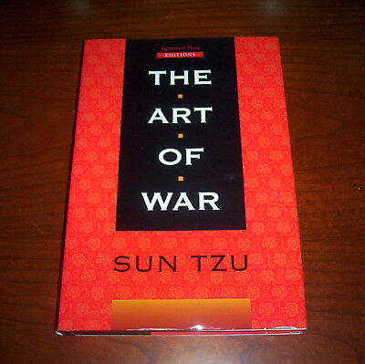 Sun Tzu The Art Of War Warfare Strategy Classic Chinese Wars China History Book