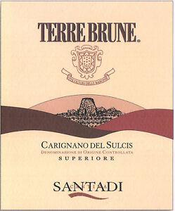 TERRE-BRUNE-2004-CANTINA-SANTADI