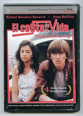El Costo De La Vida (dvd) Rafael Sanchez Navarro, Alma Delfina, Latin Cinema
