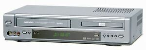 Daewoo-DVD-Player-VHS-Recorder-Kombigeraet-VHS-Video