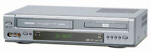Daewoo-DVD-Player-VHS-Recorder-Kombigeraet-VHS-Video