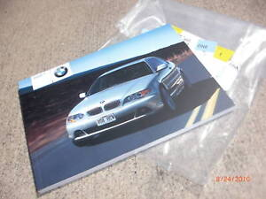 2004 2006 bmw e46 owner manual 325ci 330ci 330 325 coupe ebay rh ebay com 2004 bmw 325i repair manual 2004 bmw 325i repair manual pdf