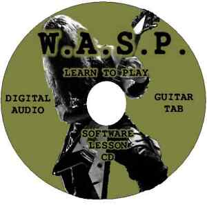 W-A-S-P-Guitar-Tab-Lesson-Software-CD-22-WASP-Songs