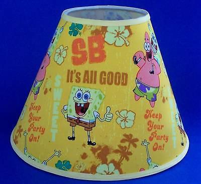 Spongebob Handmade Lamp Shade Lampshade