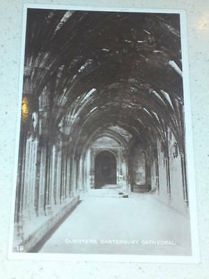 Canterbury Cathedral #20 postcard