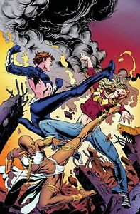 TEEN-TITANS-72-NM-RAVAGER-SECOND-FEATURE