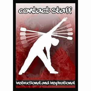 Contact-Staff-DVD-Spinning-Twirling-Baton-Tutorial-Fire