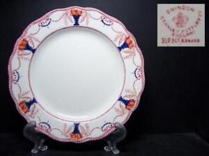 BEAUTIFUL-STANLEY-POTTERY-SWINDON-DINNER-PLATE-1908-7