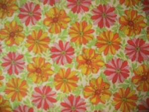 2 YDS Fandango Packed Floral Quilt Fabric