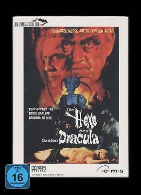 DVD DIE HEXE DES GRAFEN DRACULA - CHRISTOPHER LEE - DER PHANTASTISCHE FILM * NEU online kaufen