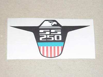 Aermacchi Ss250 Ss-250 Eagle Decal Gas Tank Decal