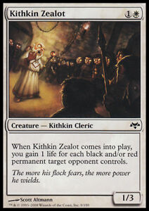 4x-Zelotes-Kithkin-Zealot-MTG-MAGIC-ET-Ita