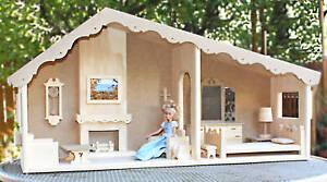barbie wood furniture plans