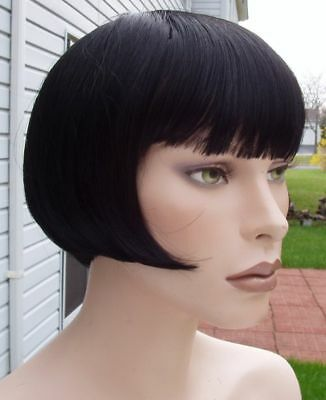 Joann Wig .. Black Hot Price Quality Wig.