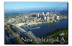 Downtown-New-Orleans-Louisiana-LA-Souvenir-Magnet