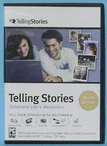 Telling-Stories-Deluxe-Family-Tree-Genealogy-NEW