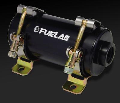 Fuelab Prodigy Fuel Pump Fuel Lab Support 1000Hp 41401 1 Black