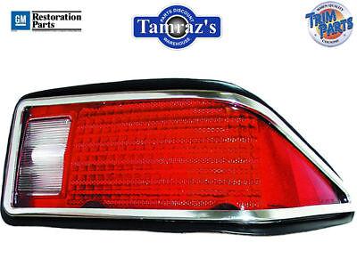 74-77 Camaro Tail Light Lamp Lens Assembly Usa Made Rh