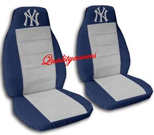 Yankees Car Seat Covers