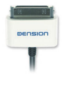 Dension ice Link Plus iPod interface for JVC car radios