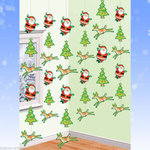 6-Festive-Friends-Christmas-Party-7ft-String-Decorations-PS