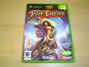 JADE EMPIRE MICROSOFT XBOX *BRAND NEW*