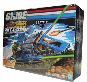 G.I.Joe Battle Force 2000 Sky Sweeper Vehicle Vintage