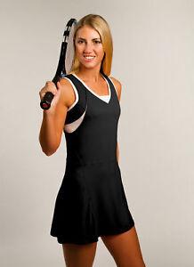 Performance-Black-Tennis-Dress-Cruise-Control-XS-S-L-XL