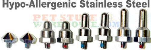 Steel Contact Posts For Invisible Fence® Pet Collars