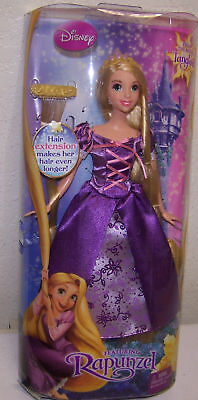 BARBIE AS RAPUNZEL FROM THE MOVIE TANGLED NEW