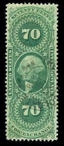 momen: US Stamps #R65c Used Revenue
