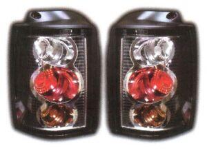 Holden Commodore Ute VN VP VR VS Black Tail Lights NEW